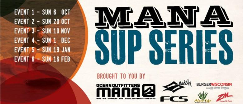 Mana SUP Series 5 - The Downwinder