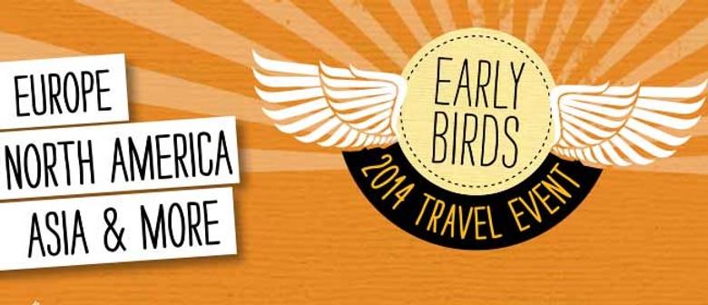 STA Travel Earlybirds 2014 Travel Event