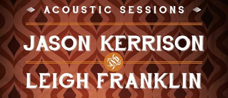 Jason Kerrison & Leigh Franklin