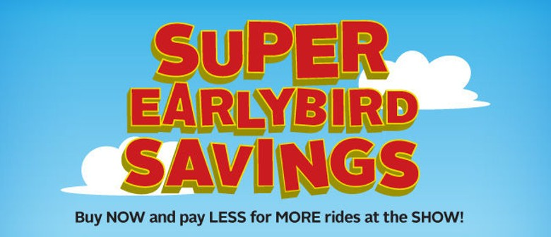 Early Bird Special Hawkes Bay Show