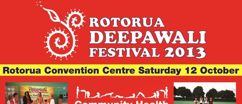 Rotorua Deepawali Festival 2013
