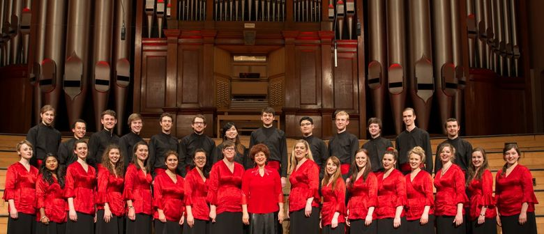 Auckland Youth Choir - Misa Criolla