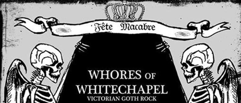 Fête Macabre - A Night of Rare Horrors