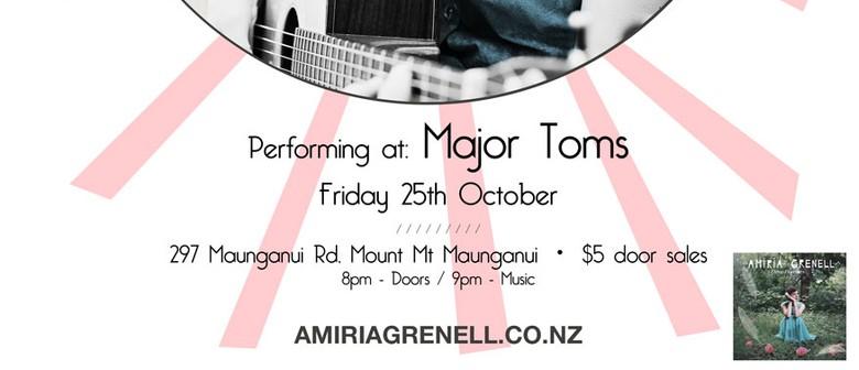 Amiria Grenell Sings to Tauranga