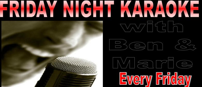 Karaoke with Ben & Marie