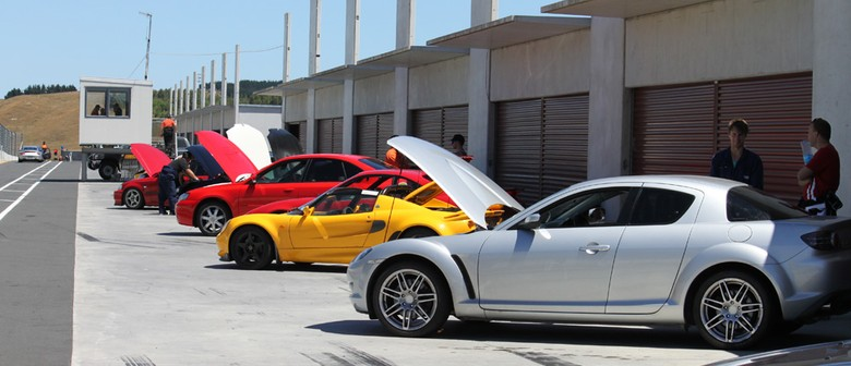 Track Day Experience - Hampton Downs