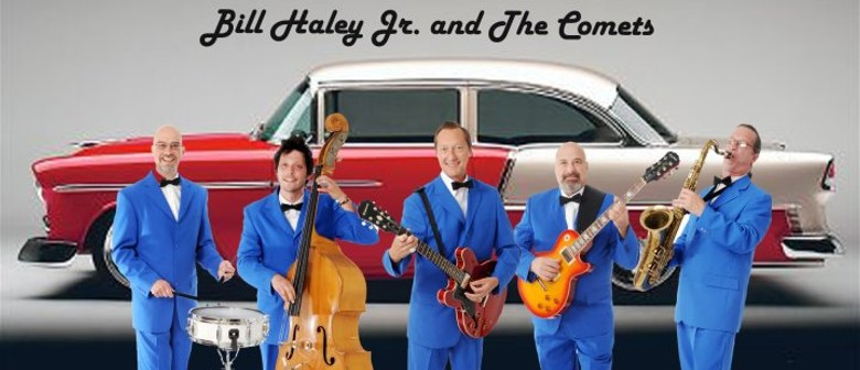 Bill Haley Jr & The Comets