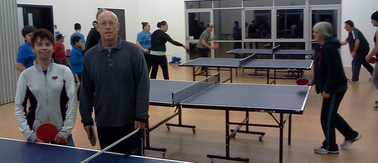 Mount Social Table Tennis
