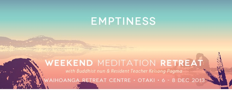 A Weekend of Wisdom - Weekend Retreat