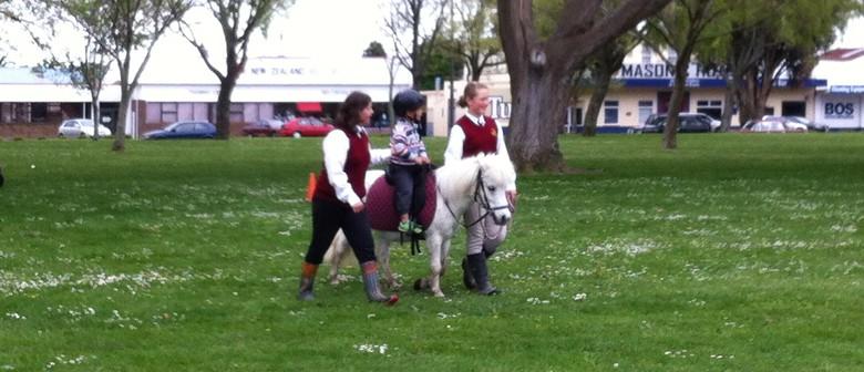 Pony Rides: POSTPONED