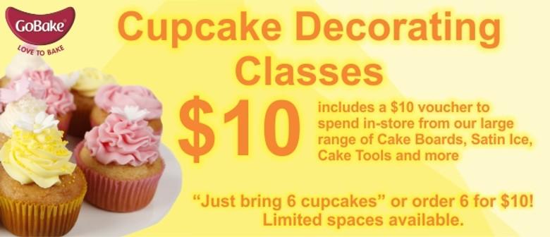 GoBake Cupcake Workshop