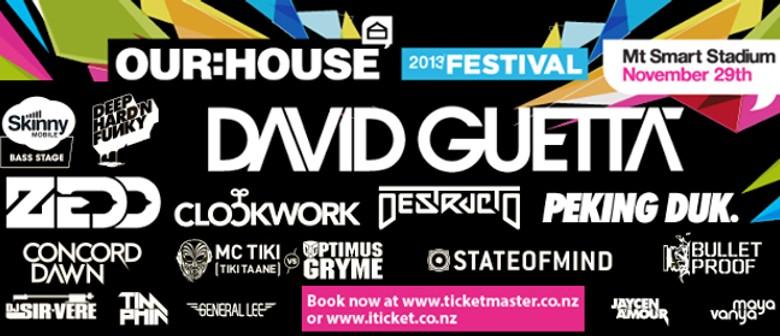 Our:House Festival 2013