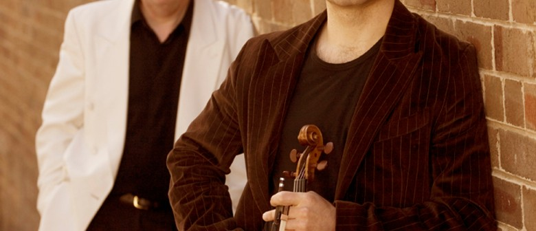 Robin Wilson (violin) & Kemp English (piano) play Schubert