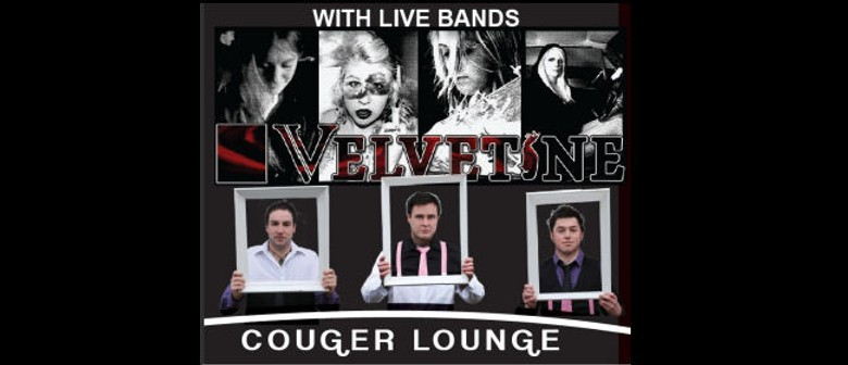 Band Night - Velvetine & Couger Lounge