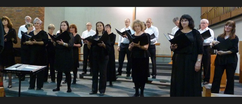 Dancing Day performed by The Camerata Singers