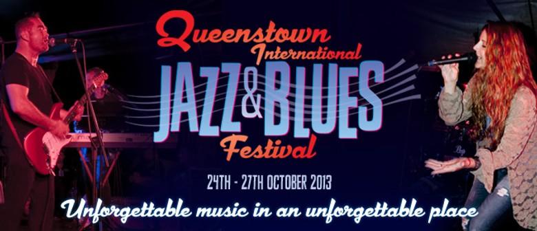 Queenstown International Jazz & Blues Festival Blues Cruise: CANCELLED