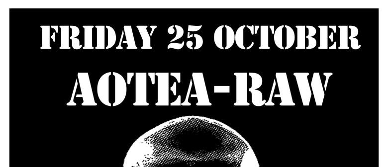Aotea-Raw, Shoutin' Preachin' and DJ Weedman