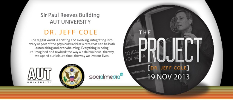 The Project - Dr. Jeff Cole
