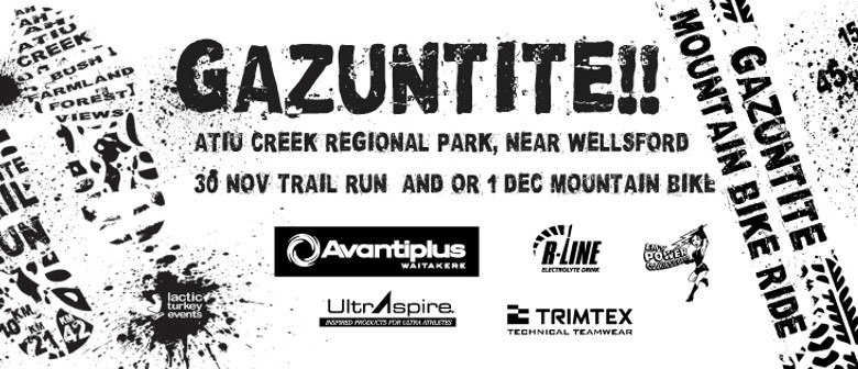 Gazuntite - Trail Run: POSTPONED