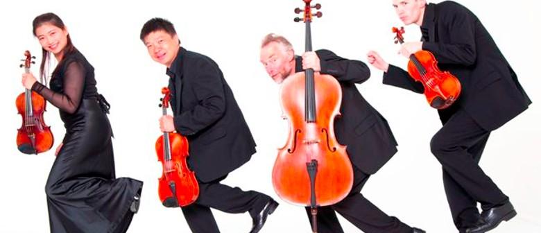 The Aroha String Quartet's Concert 'Near and Far(r)'