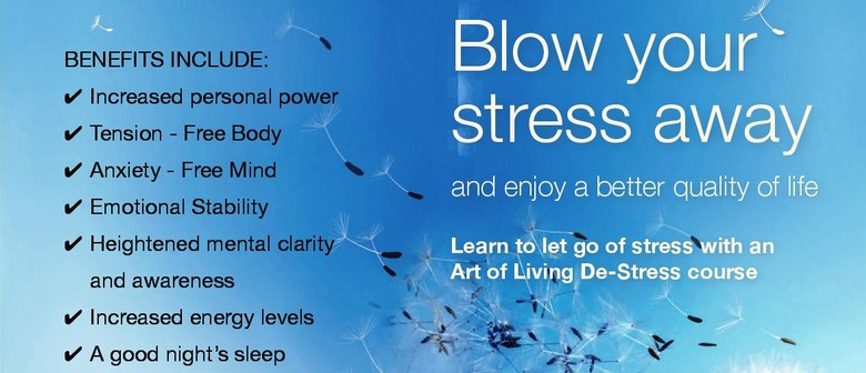 Art of Living Course - The Art of Breathing