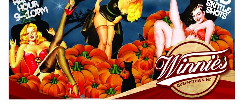 Wicked Winnies Halloween Party Part 1