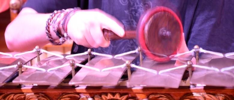 Gongs Galore - NZSM Gamelan Recital