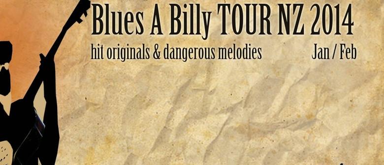 Blues A Billy Tour 2014