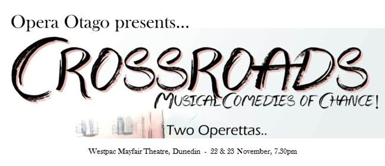 Crossroads - Musical Comedies of Chance