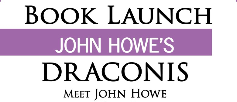 Book Launch - Draconis by John Howe