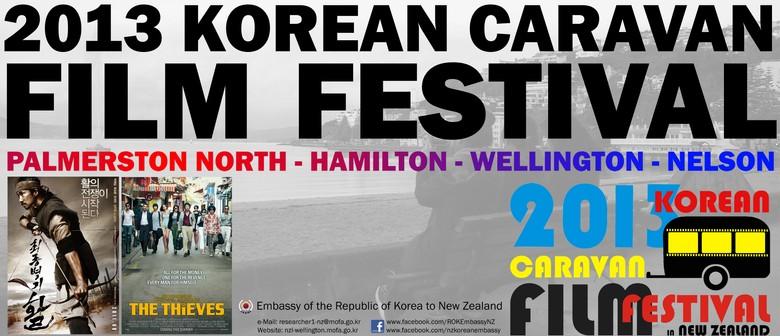 Korean Caravan Film Festival 2013