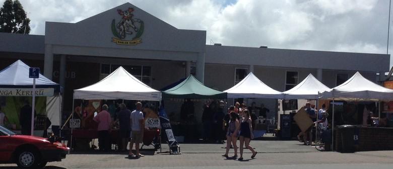 Raglan Club Market