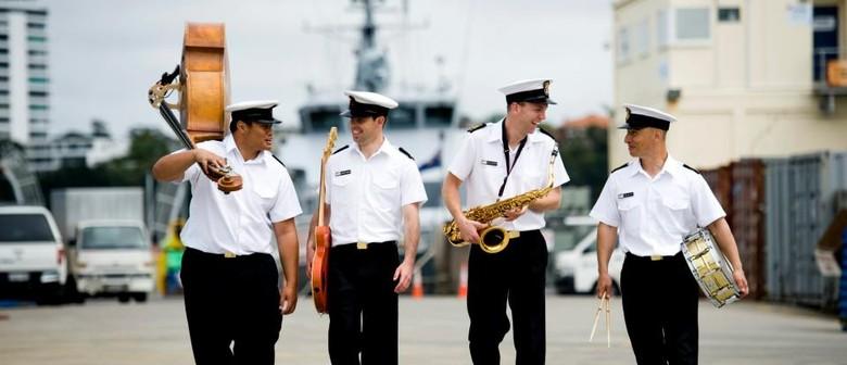The Royal New Zealand Navy Big Band