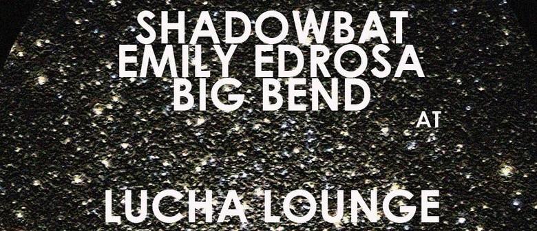 Shadowbat, Big Bend, Emily Edrosa