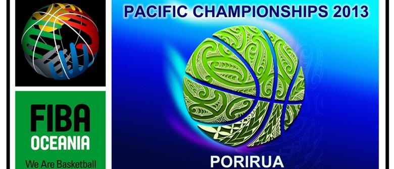 FIBA Oceania Pacific Championships 2013
