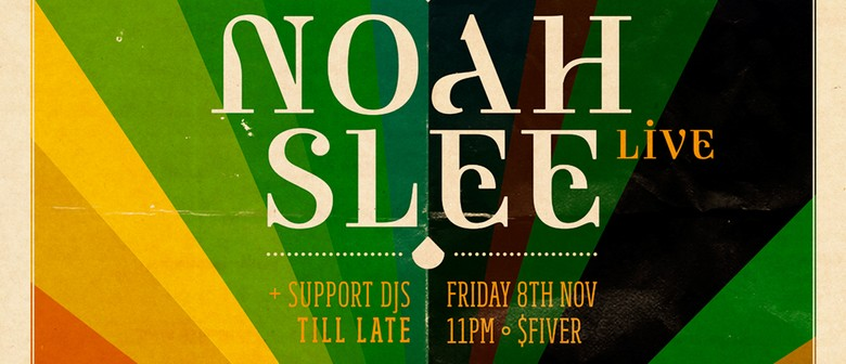 Noah Slee