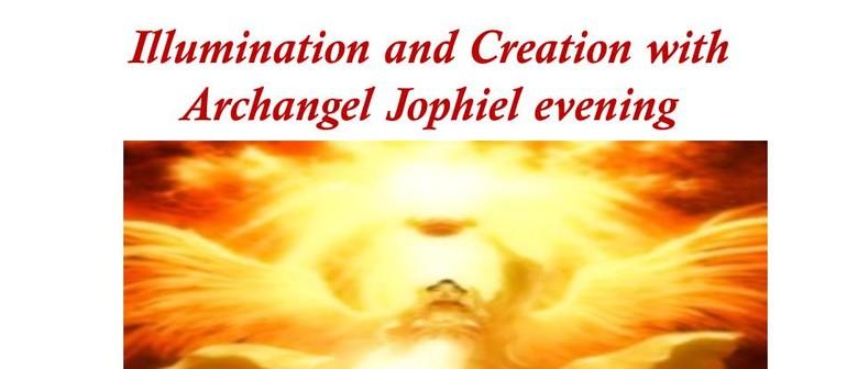 Illumination of creative wisdom with Archangel Jophiel