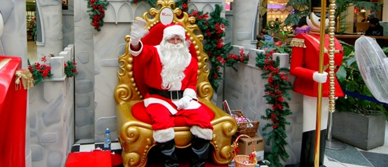 It's Santa Season