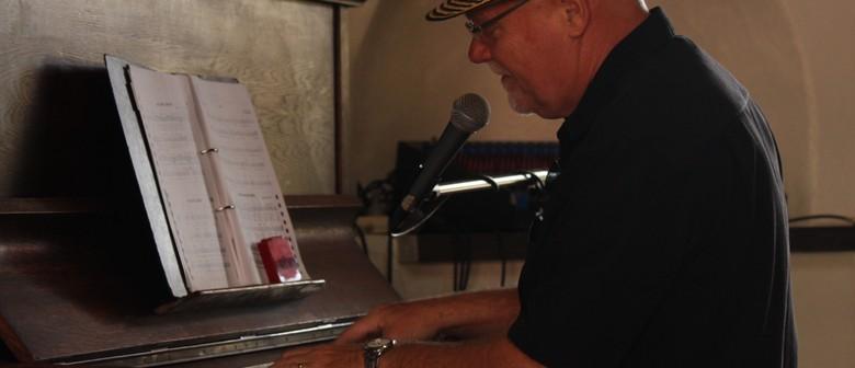 Barry Korcheski performs live at Club Waimea, Richmond