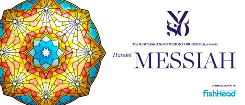 NZSO: Messiah - New Concert