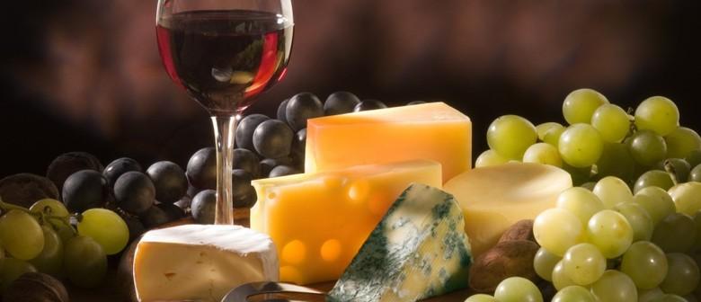 Wine, Cheese & Olive Oil Tasting Night