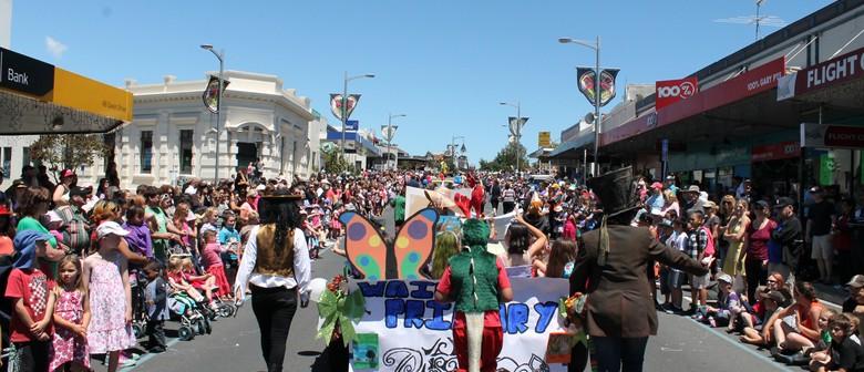 Waiuku's magical Christmas Parade