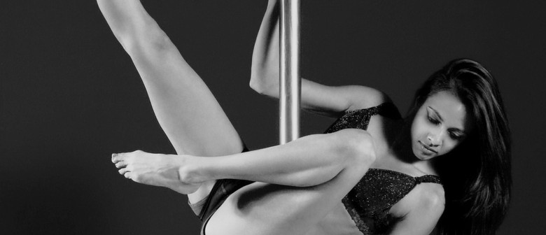 Pole Aerial Fitness Course for Advanced level