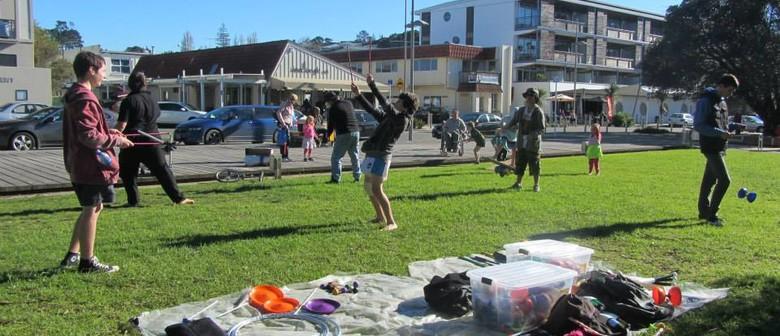 Havago Circus Workshops, Browns Bay