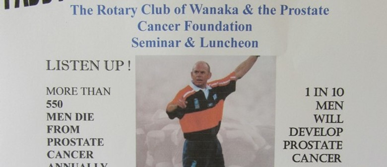 Prostate Cancer Seminar & Luncheon: CANCELLED