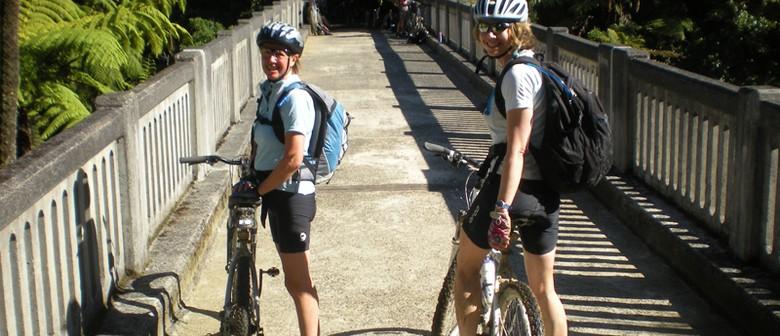 Bridge 2 Nowhere Mountain Bike Ride - Mahi Aroha