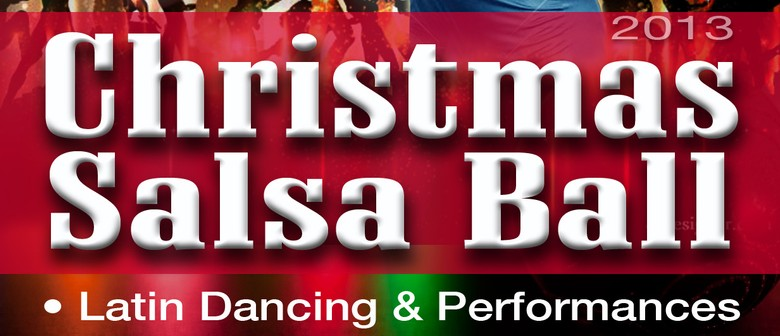 Christmas Salsa Ball 2013