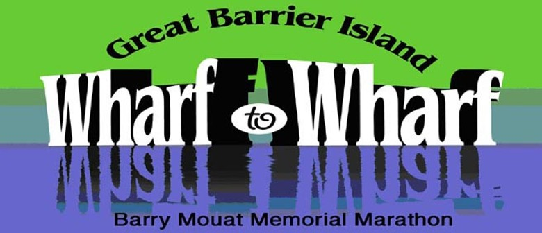 Great Barrier Island Wharf to Wharf Marathon 2014
