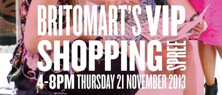 Britomart VIP Shopping Spree
