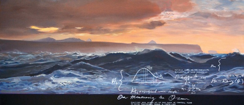 """Peter James Smith """"On Measuring the Ocean"""""""
